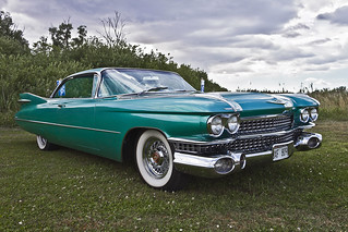 Cadillac Coupé DeVille 1959 (8027)