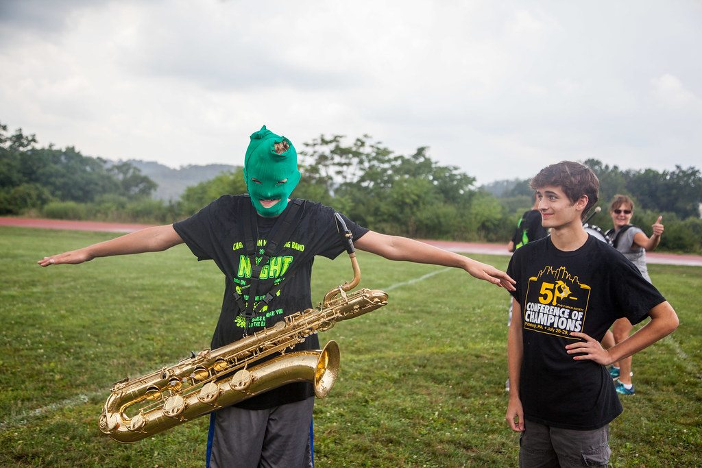 The World's Best Photos of bandcamp and marchingband
