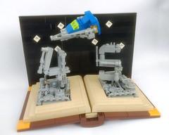 #lego #space #classicspace #birthday (ja_ja_wunderbar) Tags: birthday classicspace space lego