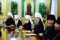 12. Внеочередное заседание Св. Синода РПЦ 14.09.2018