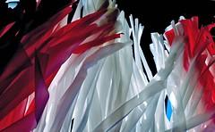Windspiele (losy) Tags: wind flattern flutter wild red fabric losyphotography