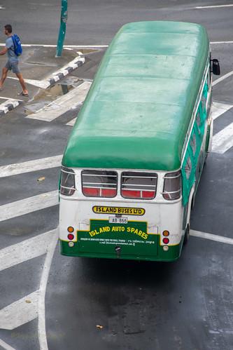 Island Buses AB866