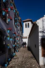 Albayzín (oeyvind) Tags: mezquitamayordegranada andalucía españa albaicín granada spain esp