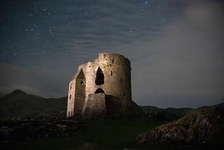 Dolbadarn Castle, Llanberis, North Wales