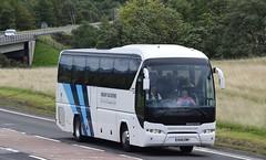 OU15ZWF  Longstaffs, Amble (highlandreiver) Tags: ou15zwf ou15 zwf longstaffs coaches amble northumberland neoplan tourliner bus coach a9 bruar scotland