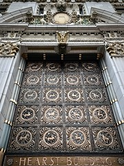 The Hearst Building, San Francisco (kimbar/Thanks for 3.5 million views!) Tags: hearstbuilding entry 1911 spanishrevival missionrevival acschweinfurth juliamorgan sanfranciscoexaminer hearstcompany
