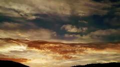 Heaven (ninestad) Tags: nubes clouds sunset atardecer cielo heaven sombras shades lights colors dreams sueños summits cimas lugo aldea country peace paz