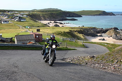 Ride of a lifetime (twm1340) Tags: 2018 scotland sutherland durness uk village north atlantic