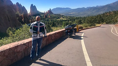 20180915 iPhone7 Colorado 88 (James Scott S) Tags: iphone motorcycle rental eagle riders hd harley davidson ultra classic touring rider biker co colorado pikes peak rocky mountains mount evans spirit lake travel wanderlust candid trail ridge road continental divide great