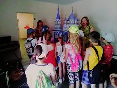 экскурсия для детей школьного лагеря
