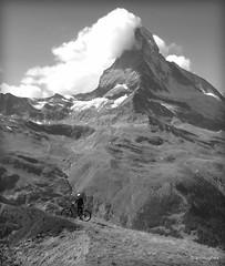 Autumn Riding in Zermatt Switzerland  (48) (Carl and Sian) Tags: sian carlandsian cycling singletrack sianandcarl skiing mountainbiking mountainbike mountainbikes orangemountainbikes