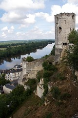 Tower (Val in Sydney) Tags: chino forteresse castle france indreetloire medieval