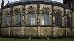 Paisley Abbey 2018-13 (henderson231280) Tags: paisley abbey cathedral church stone architecture old ancient religion gargoyle river scotland