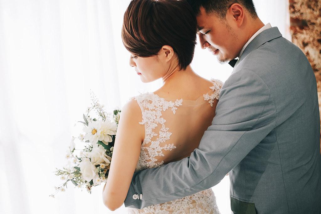 [美式婚紗]金鐘 & 佳盈 / 顏氏牧場
