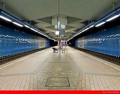 GE Trinenkamp 001 (karlheinz.nelsen) Tags: bochum gelsenkirchen bogestra strassenbahn ubahn haltestellen tram streetcar bahnhöfe