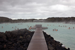 Wider View of the Blue Lagoon