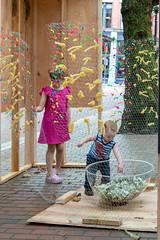2018 Seattle Design Festival Block Party (architecturegeek) Tags: occidentalmall designtrust contingenturbanism public seattledesignfestival art occidentalpark designinpublic tactical installations outdoors popup sdf2018 2018 blockparty seattle