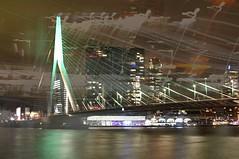 2018-02-11_19-02_00003 (saszownik) Tags: rotterdam city night erasmusbrug netherlands