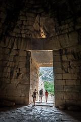 Mycenae (t_aris) Tags: peloponnese mycenae history ancient architecture tomb greece argolis sonyalpha sony alpha a5000 mirrorless emount