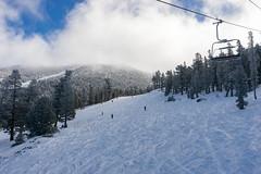 Heavenly (Kevin VanEmburgh Photography) Tags: active ca california explore laketahoe nevada outdoors outside ski skiing slopes snow sony sports tahoe travel heavenly skitown southlaketahoe clouds skirun heavenlyskiresort downhill skilift