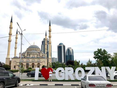 Grozny, Chechnya Republic, Russia