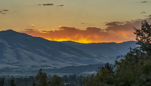 Ashland sunrise