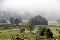 A Misty Morning (Alan1954) Tags: slovenia lakebohinj holiday 2016 platinumheartaward