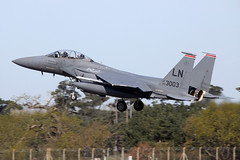 00-3003 (Ian.Older) Tags: f15e f15 strike eagle lakenheath panthers boeing usaf usafe raf 48th fighter wing liberty 494th fs squadron military jet aviation aircraft bomber