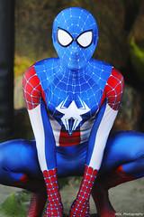 IMG_2992 (willdleeesq) Tags: cosplay cosplayer cosplayers oceanside oceansidepier avengers marvel marvelcomics spiderman
