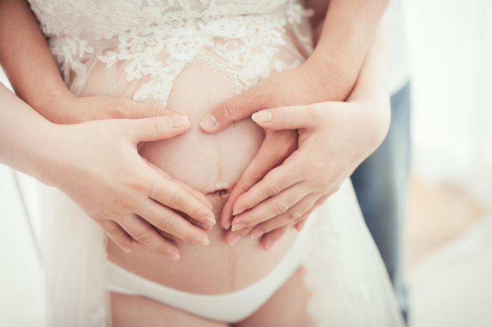 台南孕婦寫真 性感又唯美的孕媽咪 BF 006