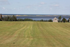 Springbrook, PEI (Craigford) Tags: springbrook pei canada field grass water view rural country