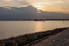 Portsmouth Late August 2018-E8280763 (tony.rummery) Tags: beach em10 eveningsun fastcraft ferry mft microfourthirds omd olympus portsmouth seaside solent southsea sunset england unitedkingdom gb
