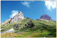 vue depuis Bonneval   © la montagne ça vous gagne 10 (philippedaniele) Tags: crêtes massifs cimes versant pâturages