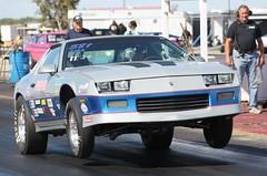 At the Drag Strip. (chearn73) Tags: gimli interlakedragway manitoba racing dragracing dragstrip camaro speed car auto