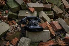 Call me.... (MIKAEL82KARLSSON) Tags: call ring telefon telephone phone olg grängesberg gränges gammal gamlagrängesberg sak thing tegel sten bricks ue urbanexplorer urban explore explorer expo sverige sweden dalarna bergslagen pentax k70 1650mm flickr f28 förfallet utforska decay abandoned övergivet old övergiven öde ödehus mine gruva gruvområde minearea minesite mikael82karlsson