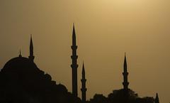 500px Photo ID: 228617409 (bilgehanbilge) Tags: minaret mosque islam bluemosque dome minarets byzantine cupola turkishculture islamic greatmosque masjid eminönü istanbul siluet silhouette cami sun
