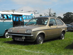Vauxhall Chevette - EFT 405W (Andy Reeve-Smith) Tags: eft405w vauxhall vauxhallopel chevette gm generalmotors luton stockwoodpark bedfordshire beds festivaloftransport lutonfestivaloftransport 2018 lutonfestivaloftransport2018