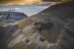 sand hikers (Extinted DiPu) Tags: sand cloud sky people minimalism desert bangladesh topography enamurreza
