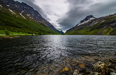 Norwegen2017_0661Mosjoen-Geiranger (schulzharri) Tags: norwegen norway norge europa europe wasser water berg mountain cloud wolken landschaft landscape