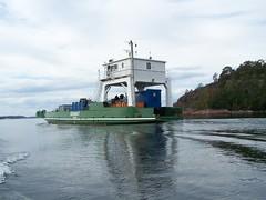 Granat (tompa2) Tags: granat lastfartyg fartyg stockholmsskärgård uppland