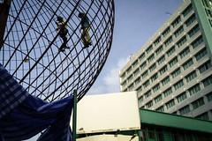 * (Sakulchai Sikitikul) Tags: street snap streetphotography summicron songkhla sony a7s 35mm leica thailand hatyai worker geometry building