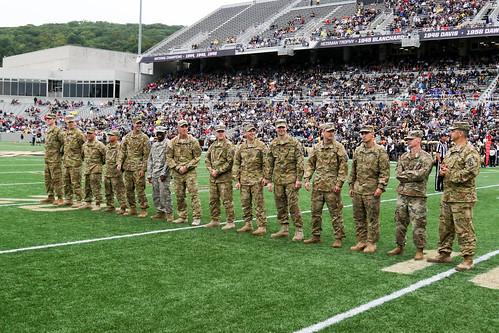 Army vs Liberty