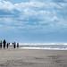 Het strand van Texel