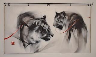 Opponent, Animals Told Me, SATR, ILLEGALLERY, 3128 Dundas Street West, Toronto, ON