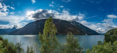 Achensee in Tirol - Panorama (Peter Goll thx for +8.000.000 views) Tags: 2018 d850 nikon österreich alps austria berge panorama alpen achensee wandern tirol travel urlaub landschaft landscape holiday reisen nikkor see vacation mountain at