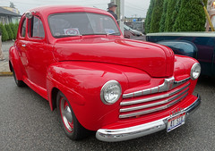 1946 Ford coupe (D70) Tags: langleygoodtimescruisein 2018 aldergrove britishcolumbia canada 4tsix 1946 ford coupe sony dscrx100m5 ƒ32 88mm 180 125