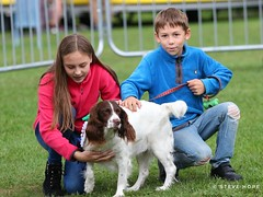 Barton Cruftz 2018, Barton upon Humber (SteveH1972) Tags: bartoncruftz bartonuponhumber barton dogshow northlincolnshire lincolnshire northernengland england britain 2018 bartoncarnival europe outside outdoor outdoors girl girls child children kid kids dog dogs animal animals pet pets cute person people portrait