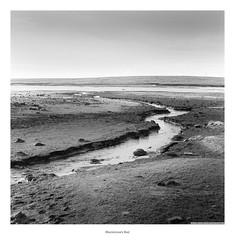 Blackstone's Bed (Rory Prior) Tags: blackstoneedge bronicasqai id11 yorkshire autumn bw drought film ilforddelta400 mediumformat reservoir