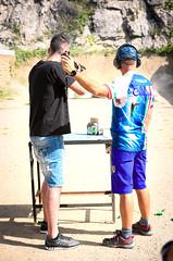 35941 - Shooting (Diego Rosato) Tags: shooting shot tiro fucile shotgun nikon d700 70200mm sigma rawtherapee