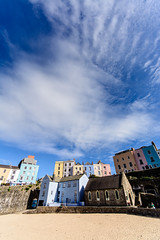 Tenby (Chris Bertram) Tags: 10mm nikond7100 pembrokeshire sigma1020 sirbenfro tenby wideangle